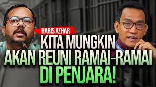 Download HARIS AZHAR: KITA MUNGKIN AKAN REUNI RAMAI-RAMAI DI PENJARA! | DICECAR | REFLY HARUN TERBARU