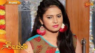 Sevanthi - Promo   12th December 19   Udaya TV Serial   Kannada Serial