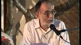 Sohrab Dastur at Manthan ( # 27 ) on Rule of Law