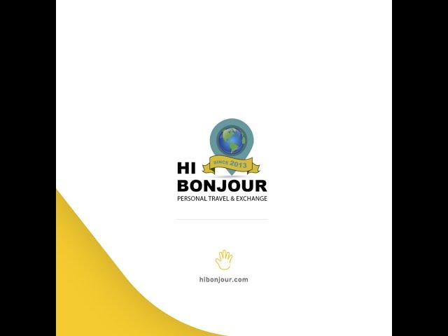 Hi Bonjour Experience - Sabes todo lo que Hi Bonjour puede hacer por ti?