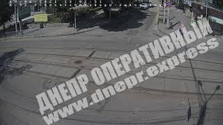 Фото ДТП на Чернышевского в Днепре (19.06.2021)