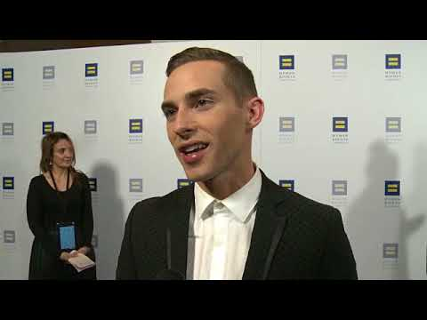 EVENT CAPSULE CHYRON - The Human Rights Campaign 2018 Los Angeles Dinner