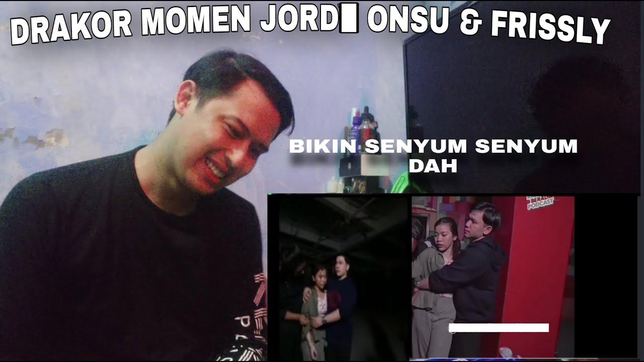 DRAKOR SWEET MOMEN JORDI ONSU DAN FRISLLY   ROMANTIS BANGET YA SWEET SWEET