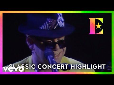 Elton John - Sad Songs (Say So Much) (Live At Arena Di Verona, Italy / 1989)