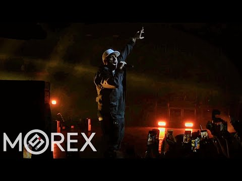 Nicky Jam - Mi Tesoro (En Vivo / Live at Verizon Theatre 2017 - Grand Prairie, TX)