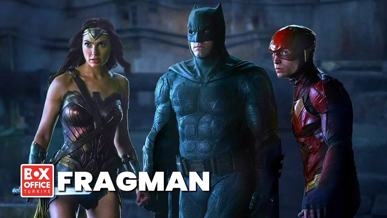 Zack Snyder's Justice League | Altyazılı Fragman 2