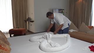 Housekeeping tips: How t๐ create towel art