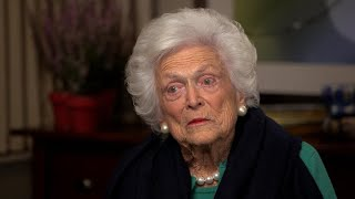 Beloved first lady Barbara Bush remembered