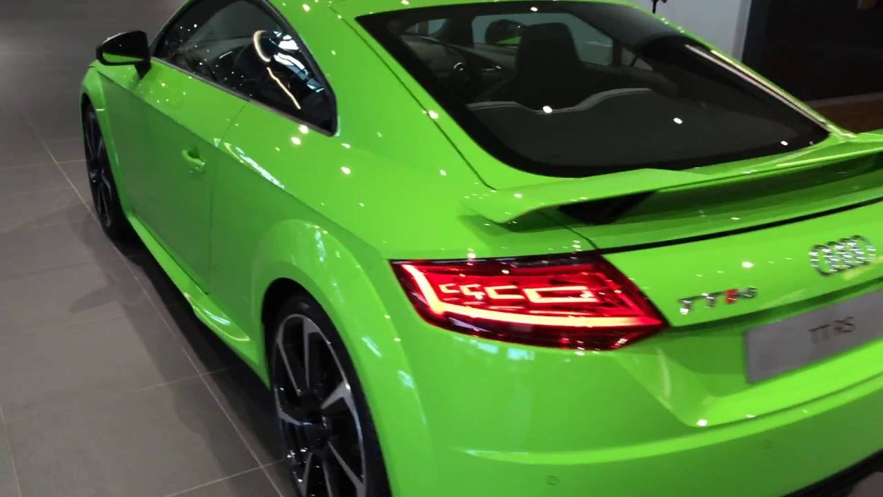 new 2016 audi ttrs: in depth, oled lights, engine and more - youtube