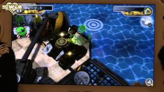 pS Vita - Total Recoil - Boss Battles