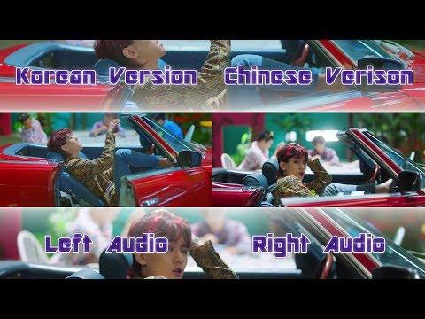 EXO - Ko Ko Bop (Korean Chinese MV Comparison)