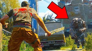 *EARLY ACCESS* ZOMBIE SURVIVAL! DYING LIGHT BAD BLOOD GAMEPLAY!