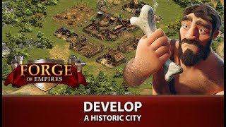Forge of Empires - Gameplay First Look