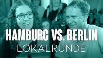 Welche Stadt ist geiler? | Lokalrunde II | Hamburg vs. Berlin