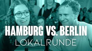 Welche Stadt ist geiler? Hamburg vs. Berlin