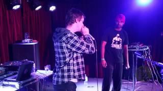 ZABRAK vs Z-MAN - 1/16 Round - 2014 Australian Beatbox Championship