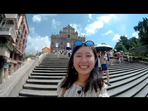 Life After College Ep. 17: Macau Trip 2018 Part 2- Macau Tourist Spots !! (VLOG #42)
