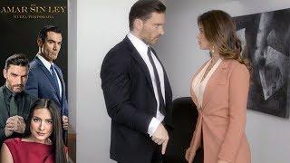 Por Amar Sin Ley 2 - Capítulo 32: Carlos busca vengar el atentado de Alejandra - Televisa