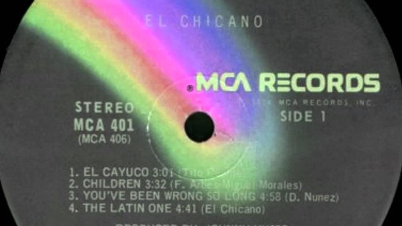 El Chicano Cinco