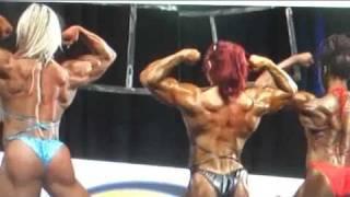 Arnold classic women amateur 2011 المرأة في كمال الاجسام
