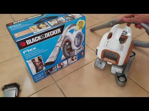 How To Convert 12v Black & Decker NiCd Vacuum To Lithium 18650 Rechargeable Batteries! 2017