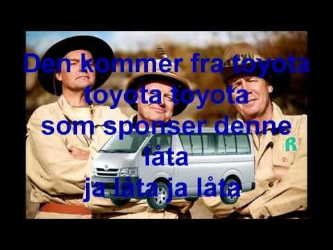 Toyota Haiace Brødrene Dal lyrics