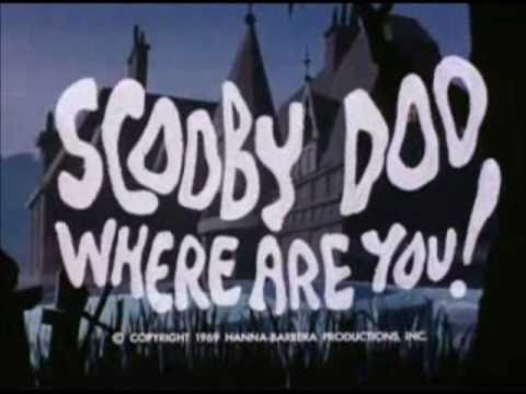 scooby doo 1969 theme youtube. Black Bedroom Furniture Sets. Home Design Ideas