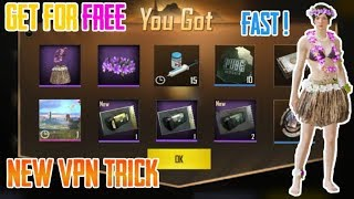 PUBG MOBILE BEST VPN TRICK GET 5 CLASSIC COUPON|SILVER FRAGMENTS|25