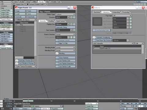 Slug Tutorial for NewTek's LightWave 3D
