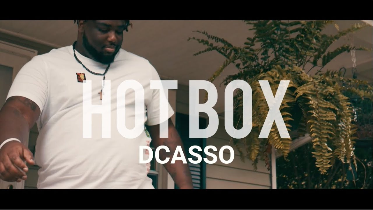 Dcasso - Hot Box [Single] (Prod. by Dswove + Vesta)