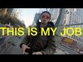 MY REAL JOB // VLOG 1