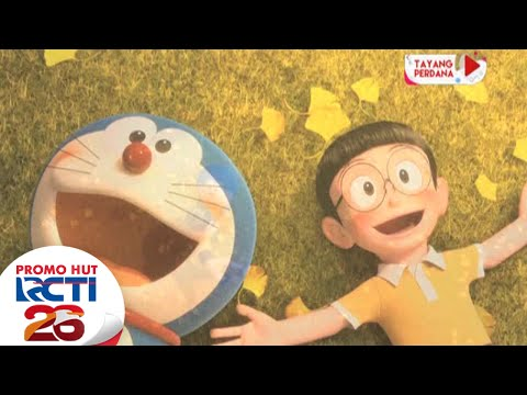 "[PROMO HUT RCTI26] Film DORAEMON ""Stand By Me"""