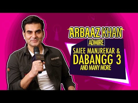 Arbaaz Khan Interview: Dabangg 3, Saiee Manjrekar & Salman Khan Chemistry & Next Main Zaroor Aaunga Mp3