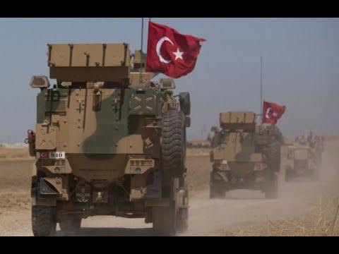 Турция начала в
