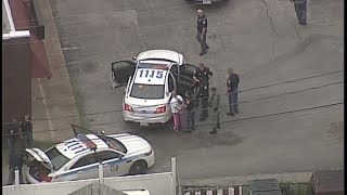 BREAKING; Police Pursuit In Baltimore Co. Ends With Arrests