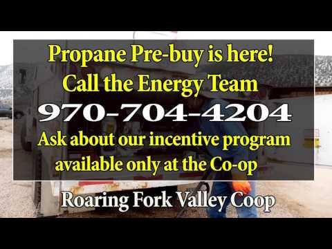 Roaring Fork Valley Pre-Buy