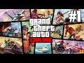 GTA V Online - Başlıyoz - Bölüm 1