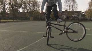 How To Do A Tailwhip On A BMX Bike