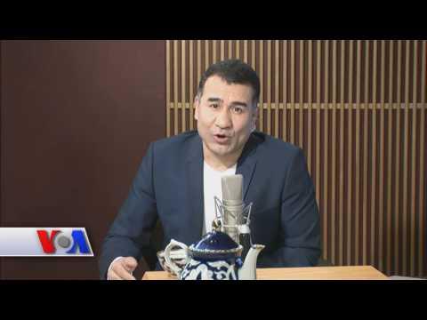 Sanjar Umarov: Tramp O'zbekistonga nisbatan faol siyosat olib borsin
