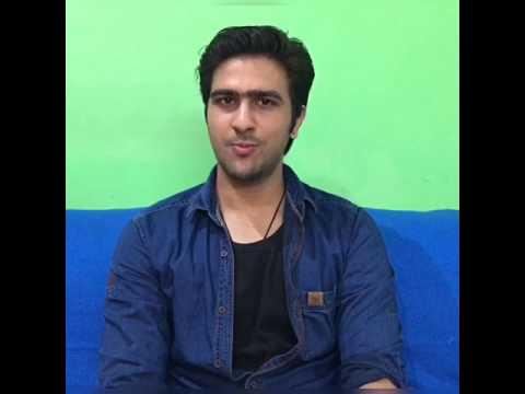 Kunal Mangwani Introduction for MTV Splitsvilla 10 Audition
