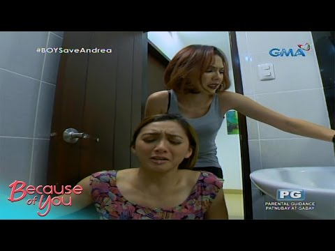 Because of You: Buntis si Rebecca?!