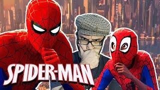 Spider-Man - Un nuovo universo: SIETE TUTTI PAZZI!