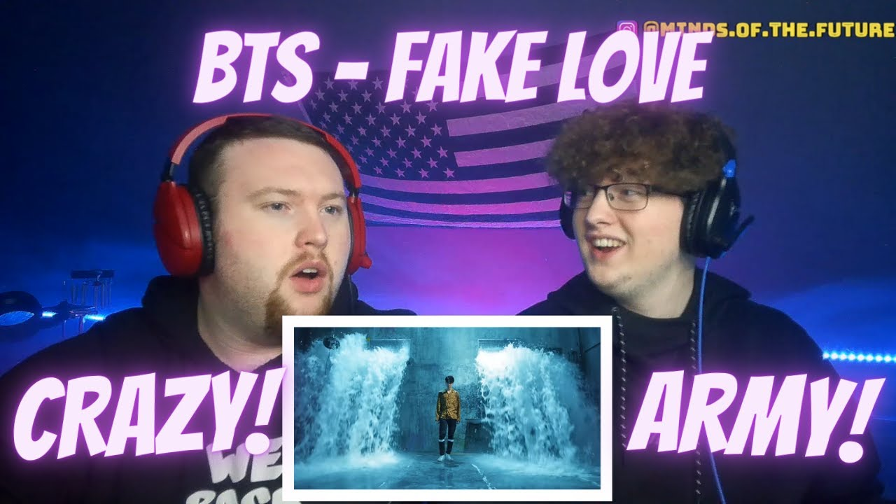 THEIR BEST SONG!? BTS (방탄소년단) 'FAKE LOVE' Official MV | Reaction!!
