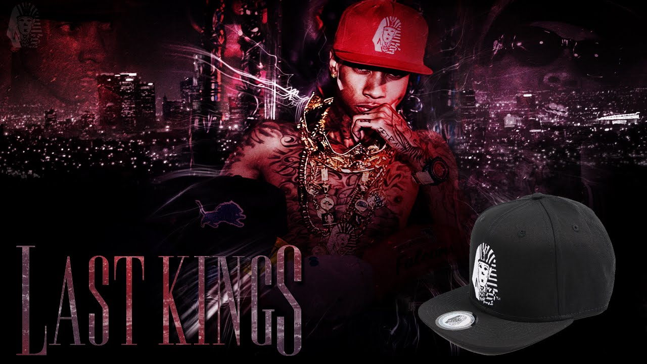 Unboxing Aliexpress  9 Boné Last Kings Snapback PT BR - YouTube f6791abe869