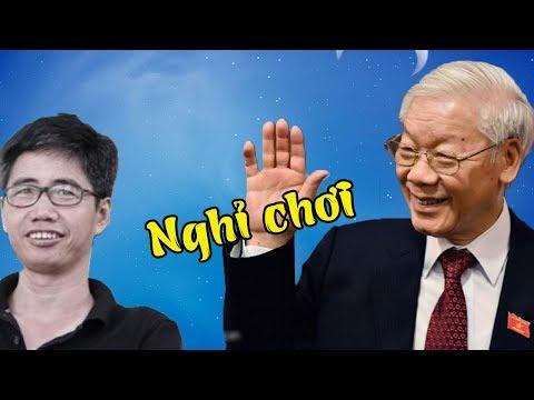 BCT ra tối hậu thư- buộc Nguyễn Phú Trọng ko được giao du với Oshin Huy Đức