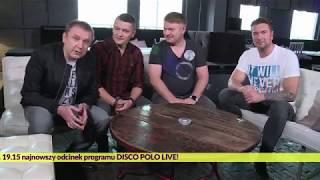 Disco Polo Live - Zapowiedź (Odcinek 493) Toledo i M.Jay