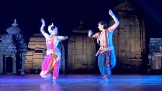 Dancers descend at ancient temple in east India to enthrall audience