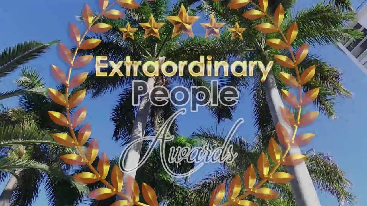 Extra Ordinary People Awards 2016