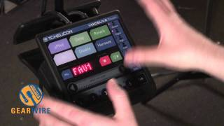 TC Helicon VoiceLive Touch: A Very Sensi...