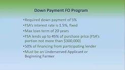 FSA Loan Programs